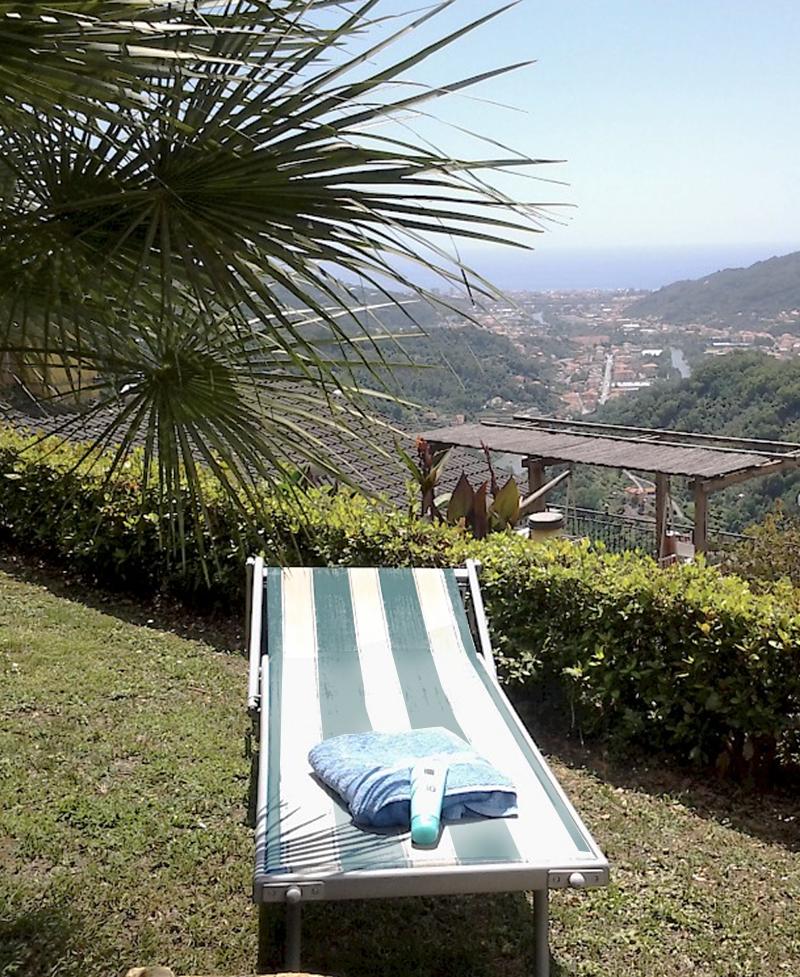 Bella vista paggi bed breakfast tuin relax italie