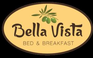 YOW BELLA VISTA logo italie bed breakfast olijven